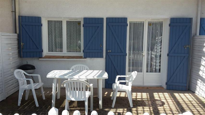 T2 appartement maison dans parc arboré 7 000 m² - Soulac-sur-Mer