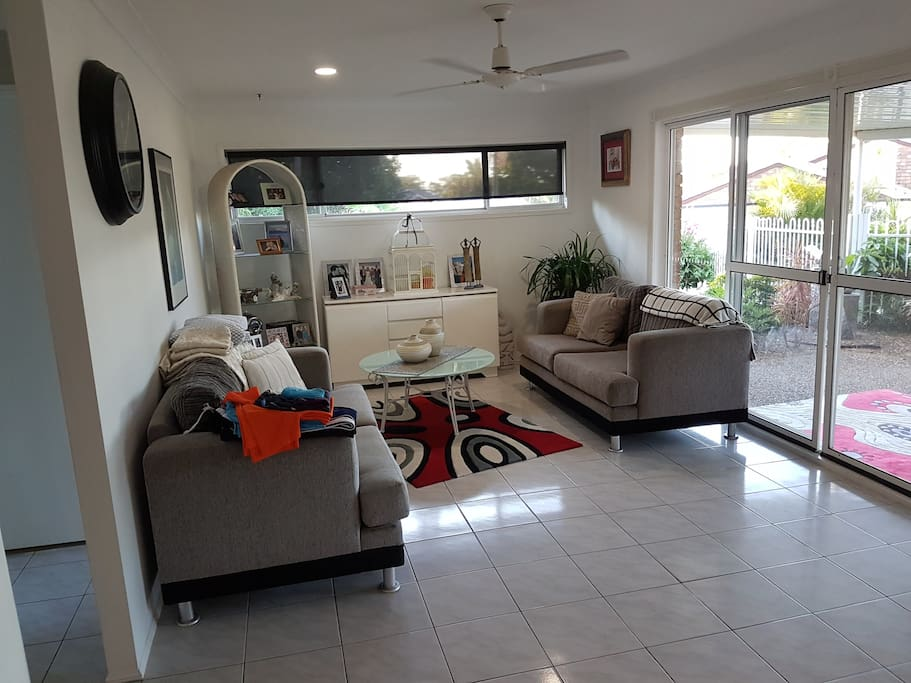 Chill out,family room area