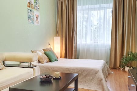 Comfortable apartment near the Central Park