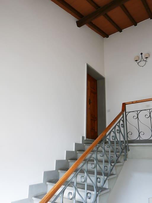 Entry Hallway