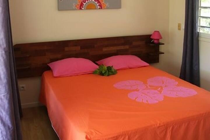 Bora Bora Holiday's Lodge - Bungalow