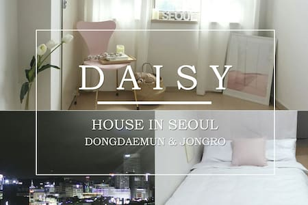 #4.N towerview, Dongdaemun 5min, Dongmyo stn 2mins
