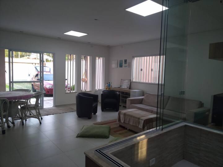 Casa de praia Indaiá - familiar - Bertioga SP
