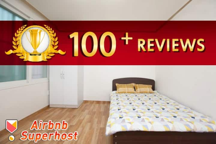Remodeled Large Room in Sinchon