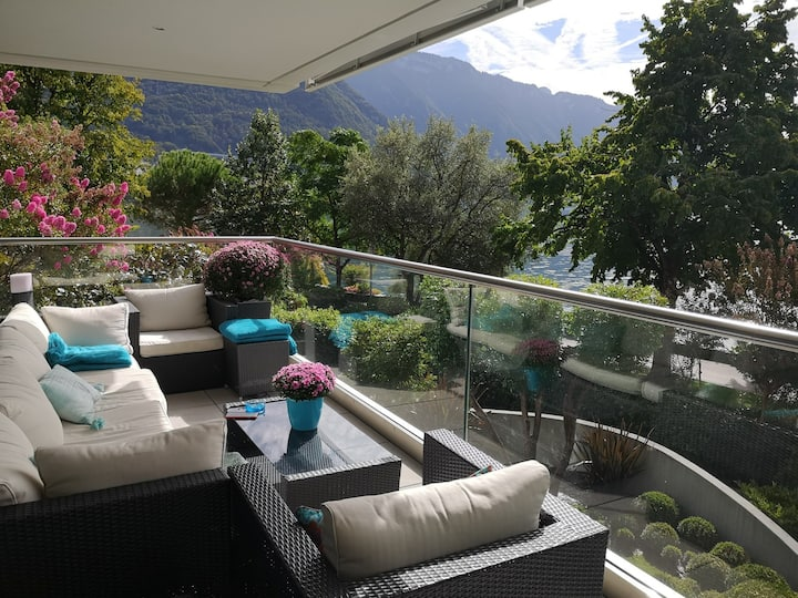 Luxury Apartment in the Center of Montreux