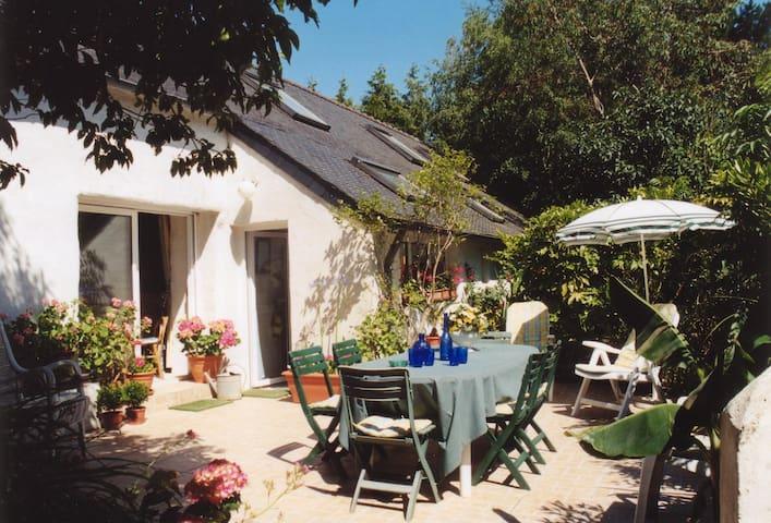 Maison indépendante - Finistère -Sud -