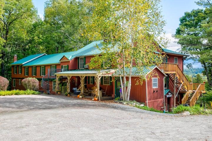 A Quintessential Vermont Inn