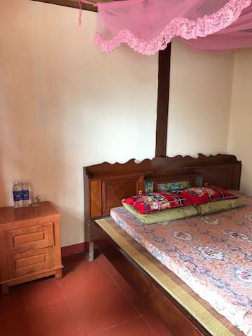 Local family homestay