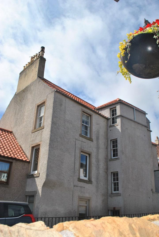 The Wee Retreat- coastal apartment St Monans