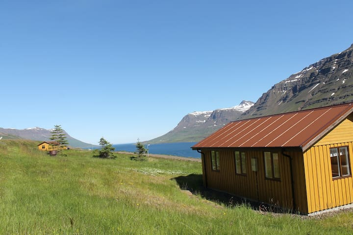 LANGAHLID COTTAGES - Seydisfjordur