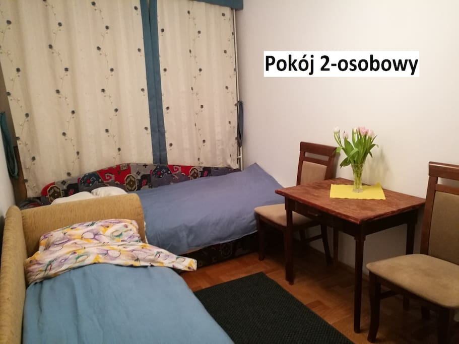 Two-person room
