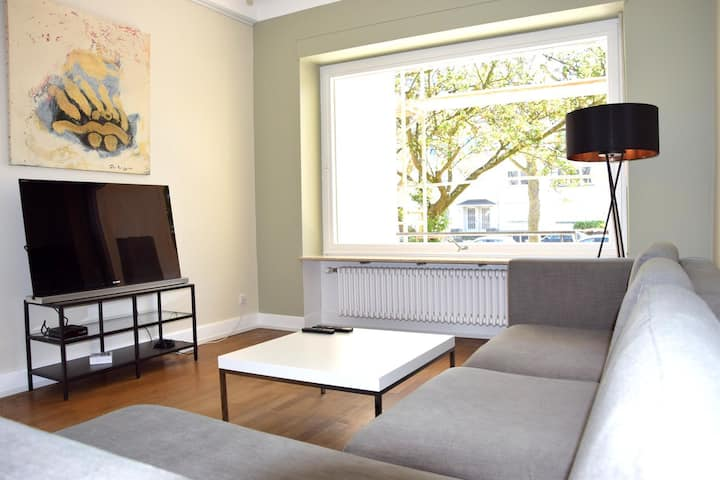 1.3 - Totally renovated Single Bedroom - City
