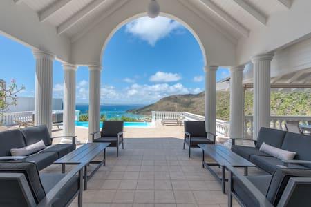 Villa 4 CH vue mer