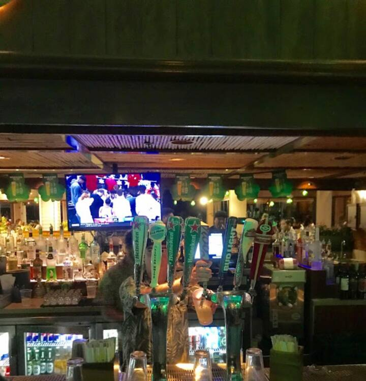 Maitai's full bar