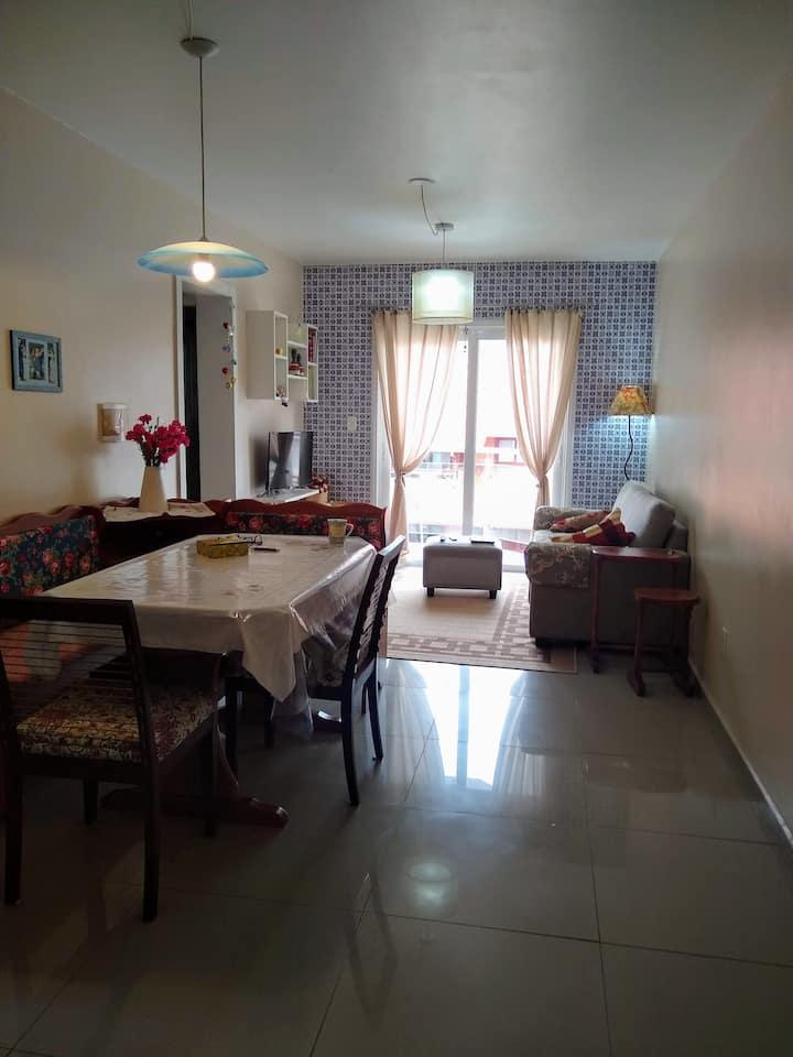 Picada Café apartamento com conforto.