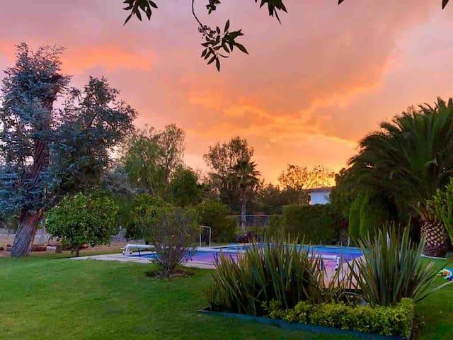 Verano en Espectacular casa en Tequisquiapan!!!