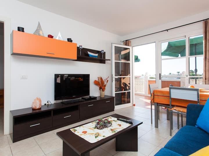 Cozy apartment in Caleta de Fuste very central