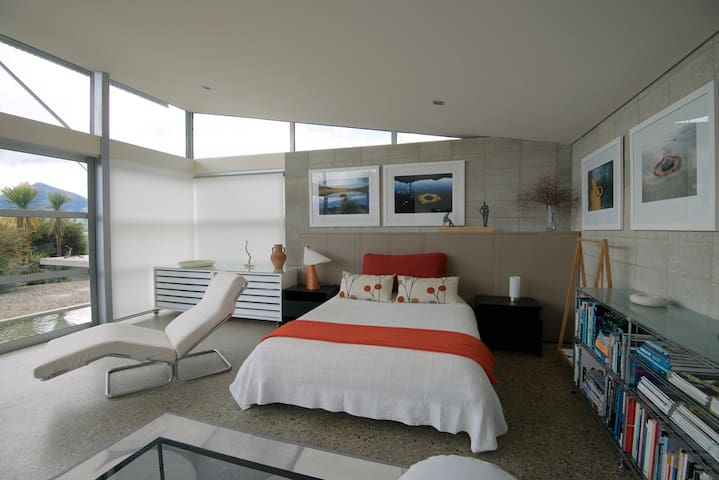 Unique Wanaka studio apartment - Wanaka - Apartamento