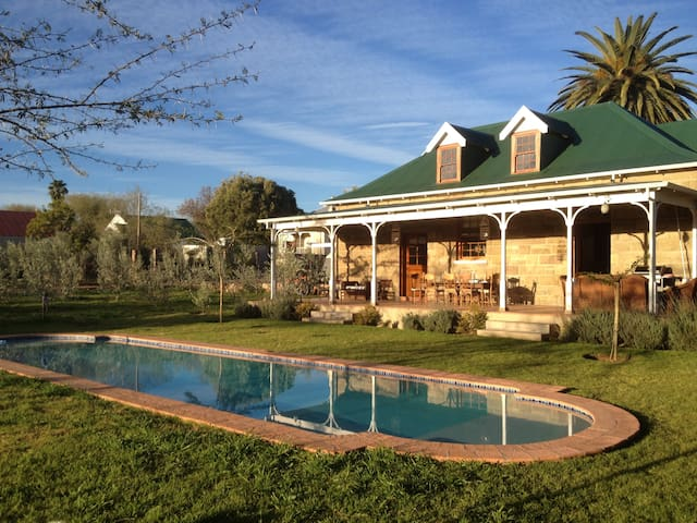 Shades of Africa Guesthouse - The Carriage House
