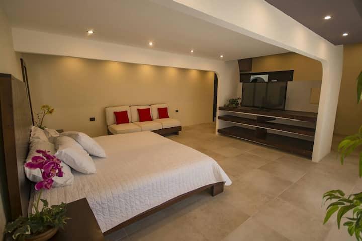 Casa Margarita Hotel: King Suite
