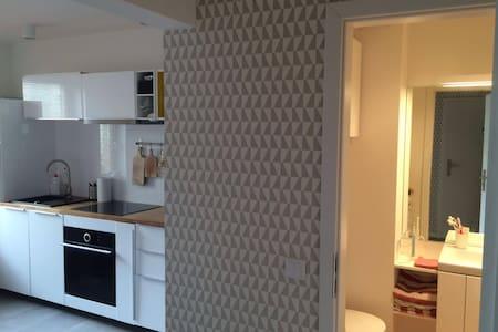 Jasne i ciche mieszkanie w Poznaniu - Poznań - Apartmen