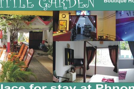 The Little Garden Villa Boutique Hotel - Villa