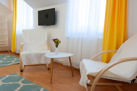 Cozy double room close to hospital&spa