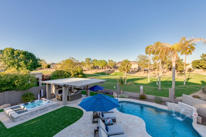Great Resort Style Getaway! This home has it ALL!