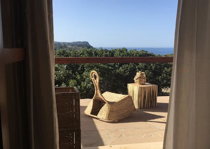Cosy seaside villa in unspoiled northwest Sardegna - Sassari