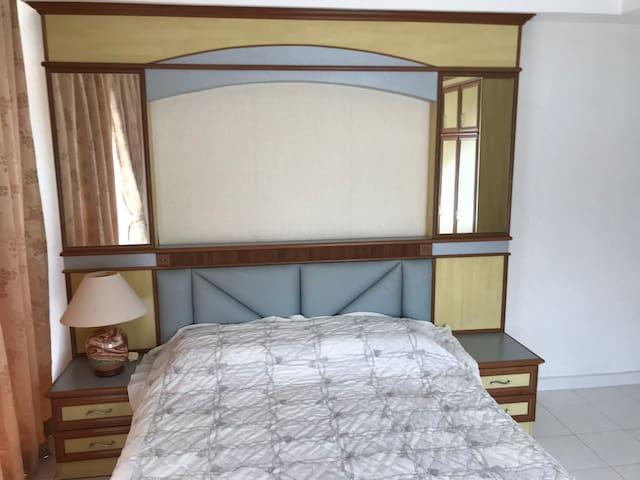 Master Room (Room 1)