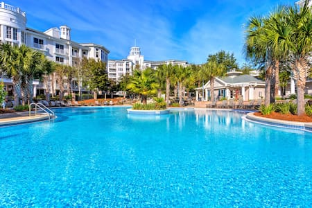 Sandestin Elation - Baytowne Wharf Tram and WiFi included!!! Community Pool