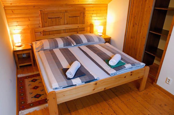 Apartment B   2 private rooms   Penzion Pod Branou