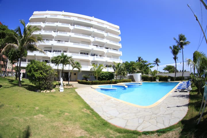 APARTMENT FRONT THE SEA SANTO DOMINGO