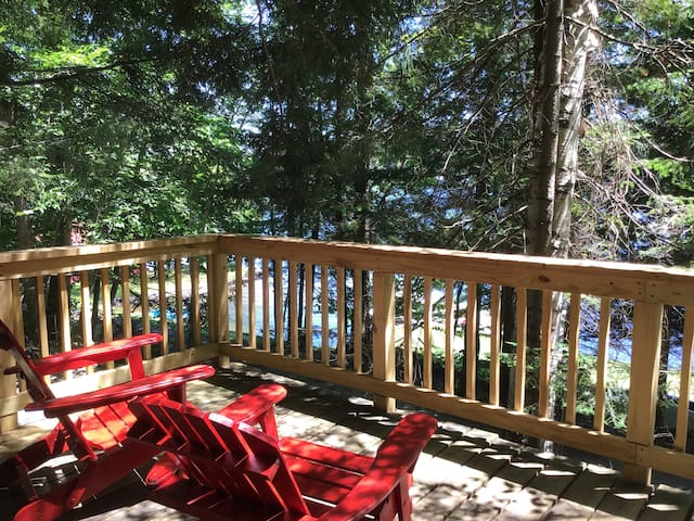 Seasonal Adirondack Lakeside Cottage