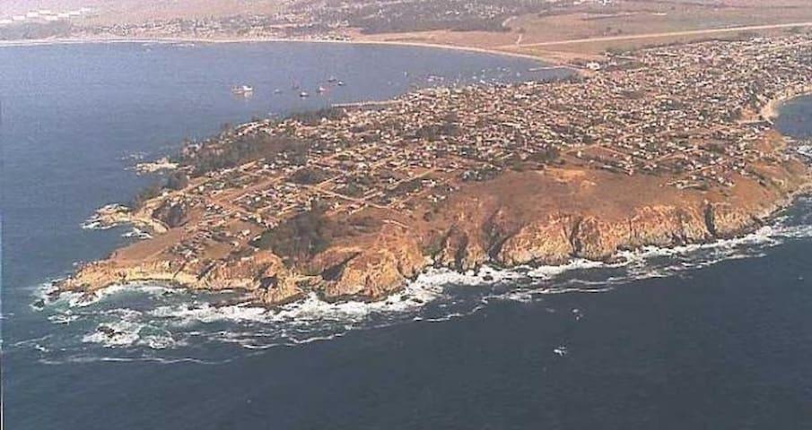 Casa La Península de Quintero - Quintero - Rumah