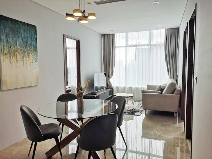 Luxe and cosy homestay next to KLCC