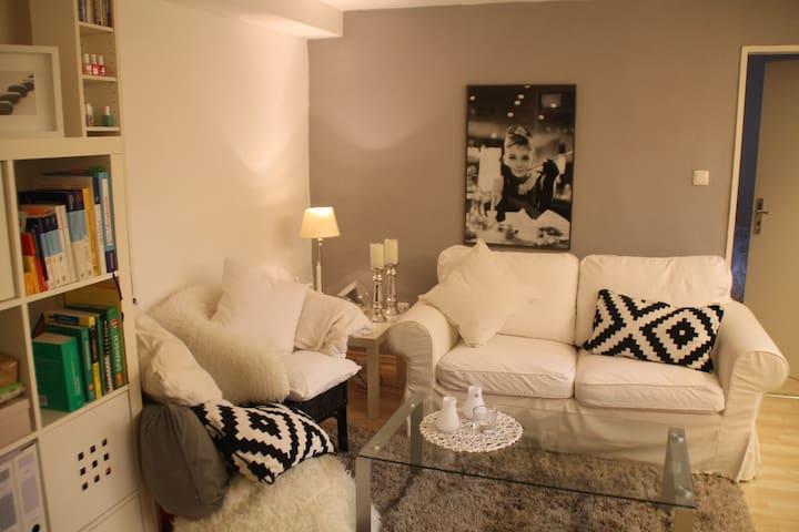 Charmante Wohnung im modernen Stil - Rosbach vor der Höhe - Selveierleilighet