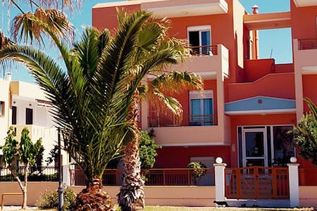 Beach apartment with great sea view #2 - Rethymno