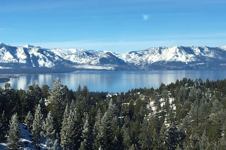 Million, Billion Trillion $$$ View~So. Lake Tahoe