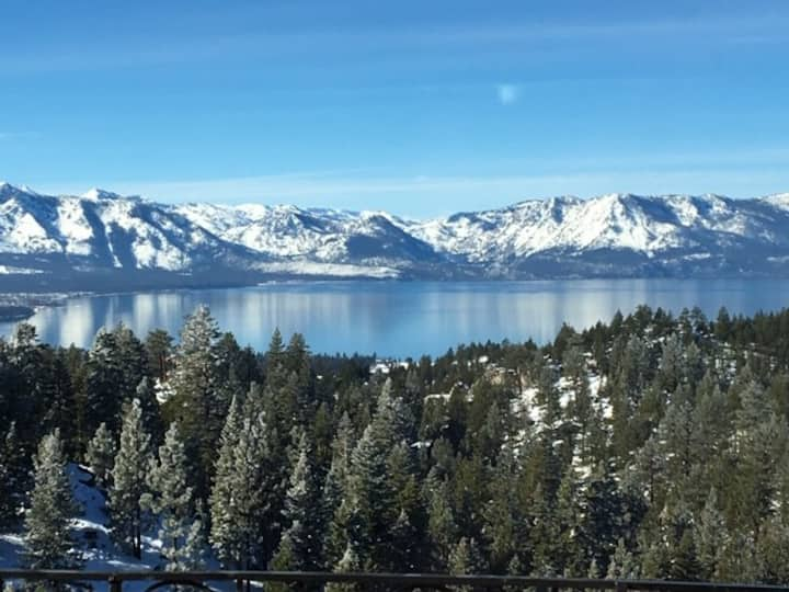 Million, Billion Trillion $$$ View~So. Lake Tahoe