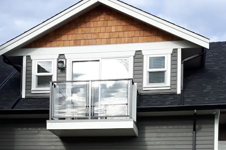 Private Coach House great Ocean View - Ladysmith - Appartement