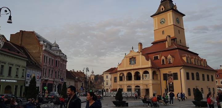 Old Town of Brasov