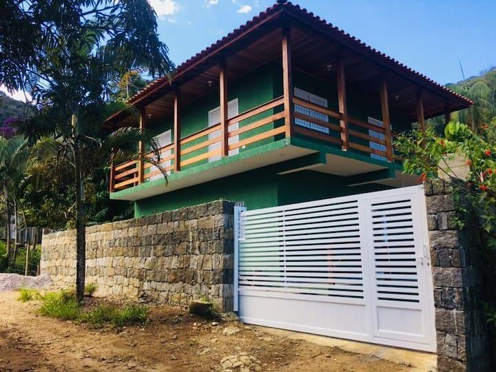 A Casa de Ubatuba!