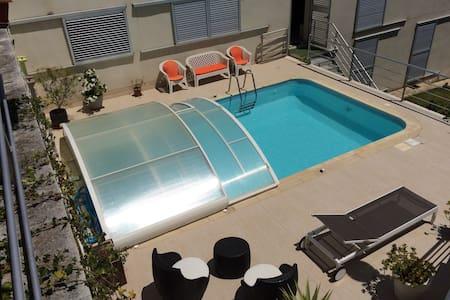Maison avec piscine costa dorada - Riudecanyes
