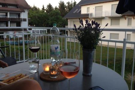 Modernes,gehobenes Appartement - Bad Bellingen - Lejlighed