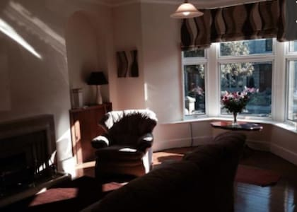 A large beautiful apartment - Fraserburgh - 公寓