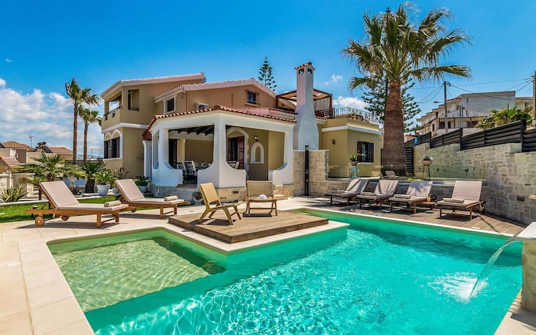 Perfectly Located Villa with Private Pool
