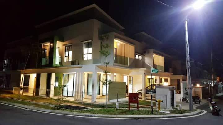 Pangkor Happy Villa @ 88 Resort Villa Riadah