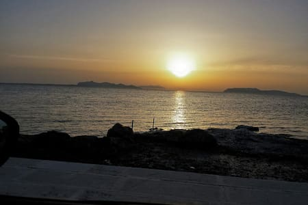 Sole, mare e relax - Marausa Lido - Villa