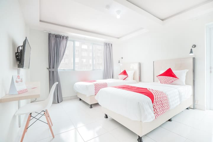Exclusive Serviced Apartment at Kemayoran Jakarta